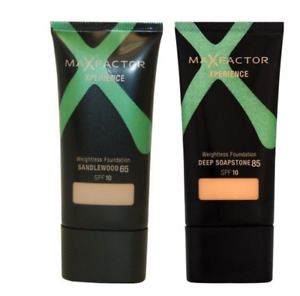 Max Factor Xperience Weightless Foundation - Choose Shade SPF 10
