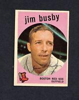 1959 Topps #185 Jim Busby EXMT C0004713