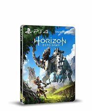 Horizon: Zero Dawn Limited Edition SteelBook - G2 Size [Video Game Metal Case]