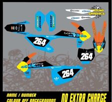 KTM SX 50 65 MOTORCROSS  Graphics kit-Decals-MX-Stickers-KTM SX 50 65