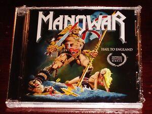 Manowar: Hail To England - Imperial Edition MMXIX CD 2019 Magic Circle EU NEW