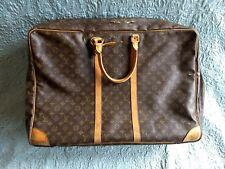 Vintage Louis Vuitton Soft-Sided Suitcase