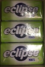 eclipse Lime Mints Sugarfree Powerful Fresh Breath 3 pcs