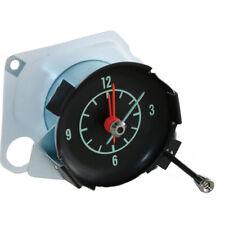 1968-1971 Corvette Clock Quartz Movement New Factory Reproduction 25-106614-1
