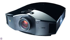 Sony BRAVIA® SXRD™ 1080p high-definition projector for home  theater