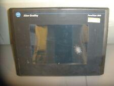 "Allen-Bradley 2711-T10C20 Ser.D Rev.C Panelview 1000 ""Parts Or Repair"""
