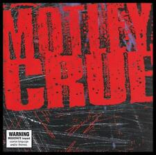 MOTLEY CRUE - SELF TITLED D/Rem CD w/BONUS Trax! ~ 80's METAL TOMMY LEE *NEW*