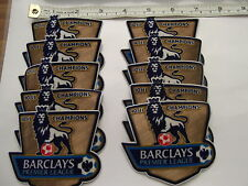 LEXTRA 5 PAIRS LEXTRA PREMIER LEAGUE PATCHES,FOR MANCHESTER UNITED SHIRT