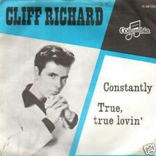 JUKEBOX SINGLE 45 CLIFF RICHARD CONSTANTLY HOLLAND L@@K