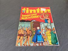 Tintin revue alix et enak