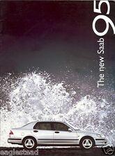 Auto Brochure - Saab - 9-5 - 1997 (AB53)