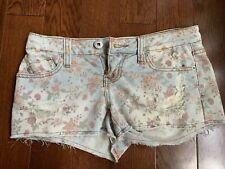 Zana Di Juniors Floral Shorts Size 3