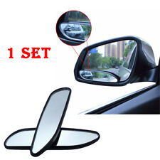 2pcs 360° Wide Angle Convex Rear Side View Blind Spot Mirror For Car Truck SUV