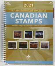 2021 Unitrade Specialized Catalogue of Canadian Stamps -NOW AVAILABLE!