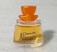 RARE Mini Perfume ✿ DANCE ARROGANCE by SCHIAPPARELLI ✿ Miniatur Parfum ITALY 5ml