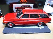 Mercedes w123 T-Modèle 250 T s123 Combi E Classe 1980 rouge red KK Métal 1:18