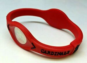 St Louis Cardinals Power Balance - Bracelet Band  - Wristband - NEW