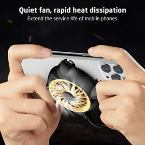 ESR Cooling Fan Mobile Phone Radiator Game Cooler For iPhone Samsung Universal