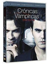 THE VAMPIRE DIARIES Season 7   **Dvd R2** Pal UK