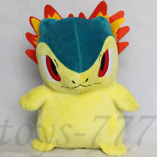 "Pokemon Center Typhlosion from Cyndaquil11"" Stuffed Animal Plush Soft Toy Doll"