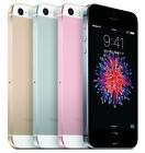 Apple Iphone Se 64gb Colours Sim Unlocked Smartphone Uk Mint - 1 Year Warranty