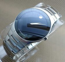 AUTH SWISS MOVADO STRATO STAINLESS STEEL MODEL# 0605608 MEN'S WATCH,RETAIL$1195