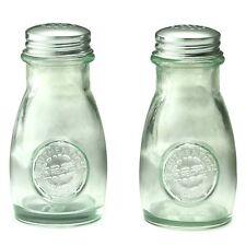 Salz und Pfefferstreuer aus Glas