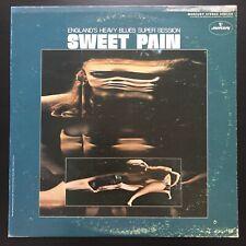 Sweet Pain – England's Heavy Blues Super Session LP SR-61231 / 1969