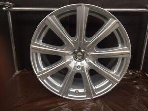 7.5x18  ET 24 Alufelgen  Borbet 82209396  Chrysler 300C    # F8