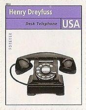 US 4546f American Industrial Design Desk Telephone forever single MNH 2011