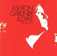 (CD) Ashton, Gardner & Dyke - The Best Of - The Resurrection Shuffle, u.a.