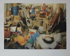 """Tony Cragg """"Landscape I"""" Original Print S/N"""
