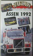 JAKOBS TRUCKSTAR FESTIVAL - ASSEN 1992 -  VHS