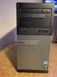 Dell OptiPlex 990 MT Quad i5-2400 512GB HDD 4GB DDR3 Microsoft Windows 10 Pro