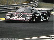 Sauber C8 1987 Le Mans 24 Hours Jacques Guillot Gilles Lempereur Pierre Lombardi