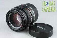 Konica M-Hexanon 50mm F/2 Lens for Leica M Mount #10009C1