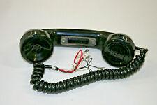ITT Telecommunications® Vintage Push-To-Talk Telephone Headset (101-928)