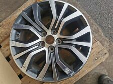 "Mitsubishi Outlander ASX 18"" Alloy Wheel Grey / Diamond Cut Polished 4250D659 #e"