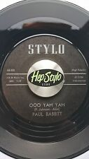 PAUL BABBITT RE 45 -OOH YAH YAH- GREAT STYLO 50s EXOTICA POPCORN