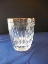Hanover Gold Marquis Waterford Crystal Double Old Fashioned Glass  Replacement
