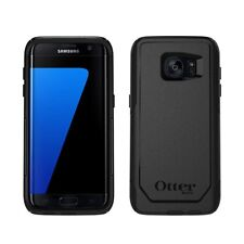 Genuine Otterbox Commuter ShockProof Case Cover For Samsung Galaxy S7 Edge Black