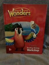 McGraw Hill Reading Wonders Florida Reading Writing Workshop Grade 1 Elementary