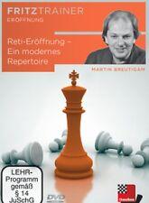 ChessBase Breutigam - Reti-Eröffnung - Ein modernes Repertoire - NEU / OVP !!