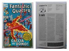 I Fantastici Quattro 126, Caccia all'uomo, She-Hulk, Aprile 1995, Lire 3000