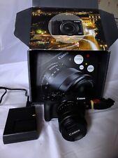 Mirrorless cámara de un solo lente Canon EOS M3 Kit de Lente EF-M18-55mm F3.5-5.6.Boxed.