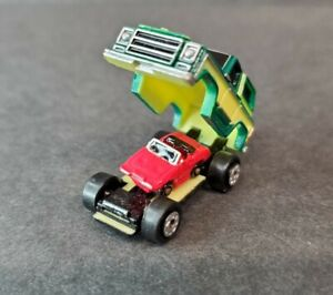 🔥Micro Machines Insiders Chevy Blazer Green & Mini Red Ferrari Syder🔥
