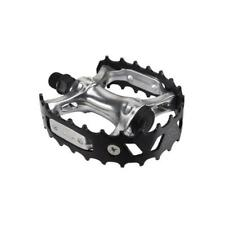"SE Pedals Bear Trap - BMX - Old School Bicycle Bike Retro - 9/16"" Alloy - Black"
