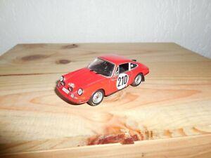 Porsche 911 T N°210 Rallye Monte Carlo 68 1/43 Minichamps