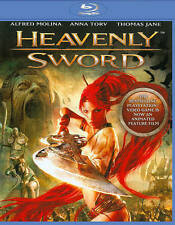 HEAVENLY SWORD New Sealed Blu-ray Movie PS3 Classic Anime FREE SHIPPING!