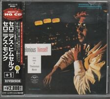 Thelonious Monk Thelonious Himself  Japan CD w/obi VICJ-2116